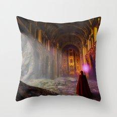 Sanctum Throw Pillow