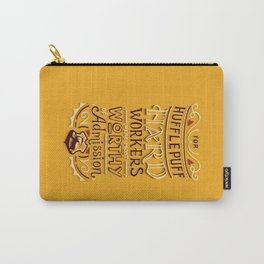 Hard Workers Carry-All Pouch