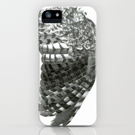 Owl Wing iPhone Case