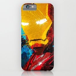 Iron man I iPhone Case