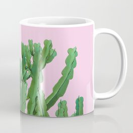 Pink Italian Cactus Coffee Mug