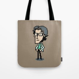 Otacon Sprite - Metal Gear Solid 2 / Sons of Liberty Tote Bag