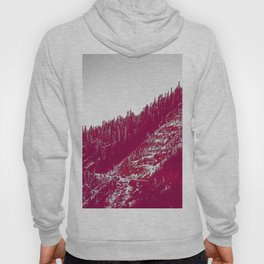 A red velvet myst fogged his eyes but they were evergreen Hoody