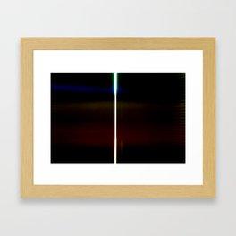 In The Lift Framed Art Print