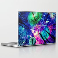decal Laptop & iPad Skins featuring My sky  by haroulita