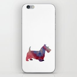 Scottish Terrier iPhone Skin