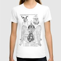 freud T-shirts featuring Freud. by Philip Dearest