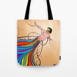 Fly C'mon! Tote Bag