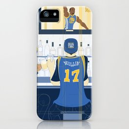 Goldblooded iPhone Case
