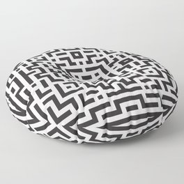 Five Fours Floor Pillow