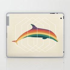 Calico Dolphin Laptop & iPad Skin