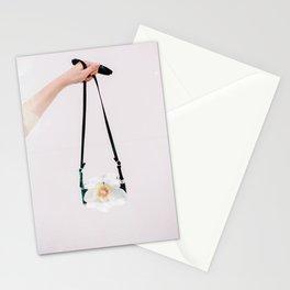 Film Camera Blossom Stationery Cards