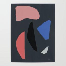 DARK PIECES Poster