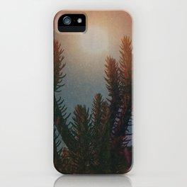 High Desert Moon II iPhone Case
