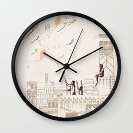 Komal Wall Clock