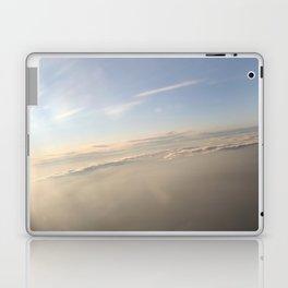 floating on the sky Laptop & iPad Skin