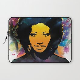 Celia Cruz Laptop Sleeve