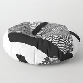 Flat Floor Pillow