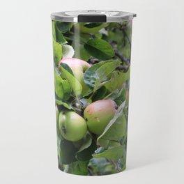 Apples on tree Travel Mug