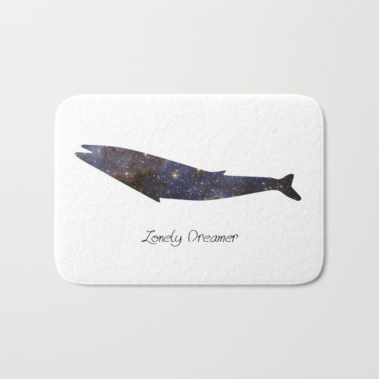 Lonely Dreamer 3 Bath Mat
