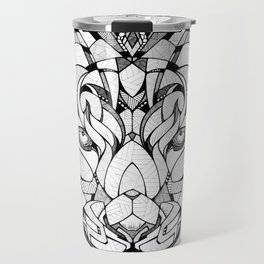 Leopard - Drawing Travel Mug