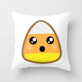 Fresh kids corns : New product design Throw Pillow