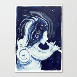 Kokopelli Canvas Print