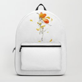 Heat wave dancer Backpack