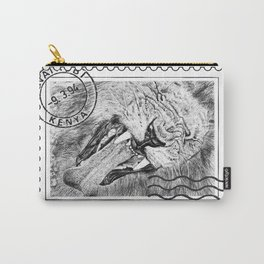 Letters from Nairobi  Carry-All Pouch