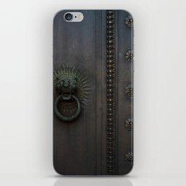 Dark Entry  iPhone Skin