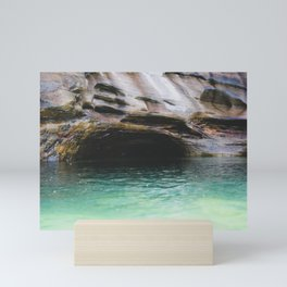 Sea Cave Mini Art Print
