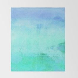 Abstract No. 306 Throw Blanket