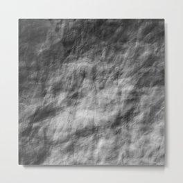 Crumpled shadow Metal Print