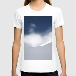 White Mountain Winter T-shirt