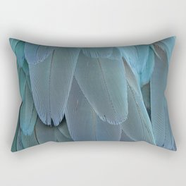 feather II Rectangular Pillow