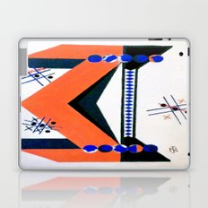 Tick Tac Toe Laptop & iPad Skin