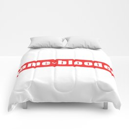game - blooded Comforters