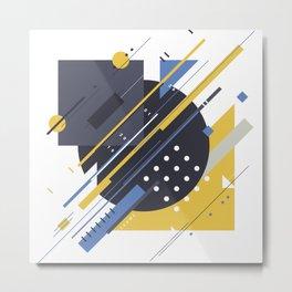 Core Cubrix 245 Metal Print
