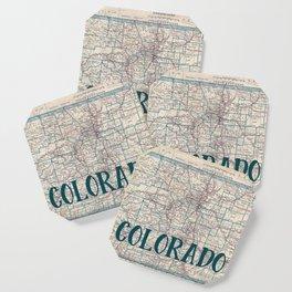 Colorado Map Coaster