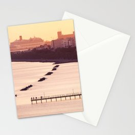 Golden hour magic - Limassol Stationery Cards