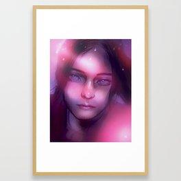 resident evil ¦ claire redfield Framed Art Print