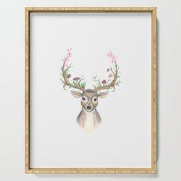 Deer Goddess Serving Tray