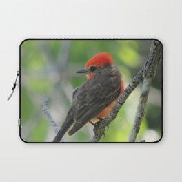 Vermilion Flycatcher Laptop Sleeve