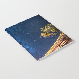 Milky Way Bridge Notebook