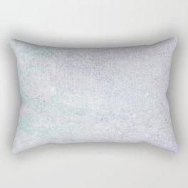 Grunge purple lilac green abstract modern texture Rectangular Pillow