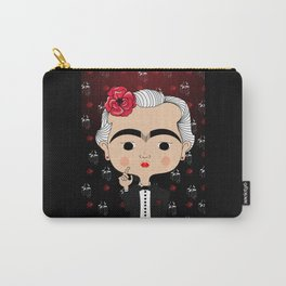 The Godmother Kahlo Carry-All Pouch