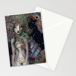 Coralia Stationery Cards