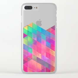 byde Clear iPhone Case