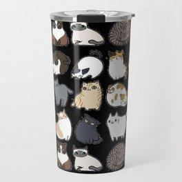 Cats Cats Cats Travel Mug