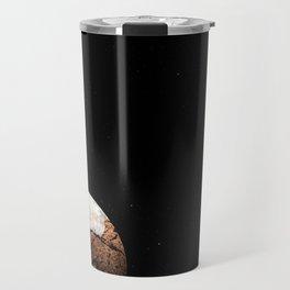 Pluto and Charon Travel Mug